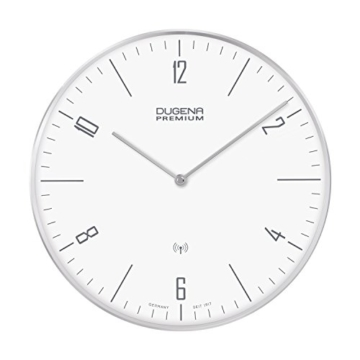 Dugena 7000997 Premium Dessau Funk Wanduhr -