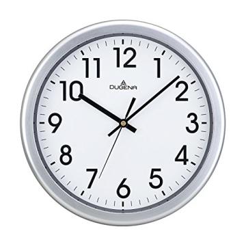 Dugena Unisex-Armbanduhr Basic Wanduhr Analog Quarz 4460647 - 1