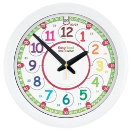 EasyRead Time Teacher Kinder-Wanduhr - 1