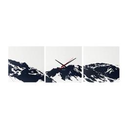 Karlsson KA5483 Wanduhr Alps Skyline - 1