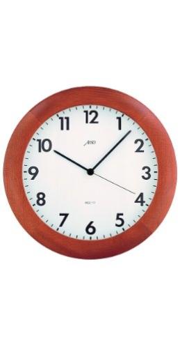 Moderne Wanduhr mit Quarzwerk von Zeitpunkt (Zeit.punkt) - 1