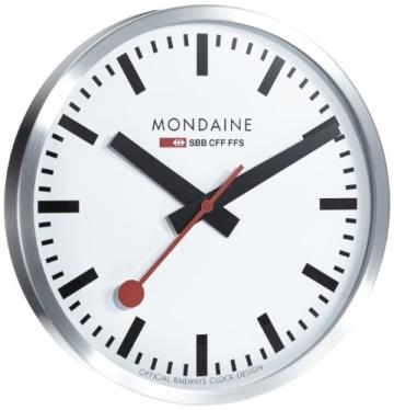 Mondaine Round Wall Clock 40 Cm Diam., A995.CLOCK.16SBB - 1