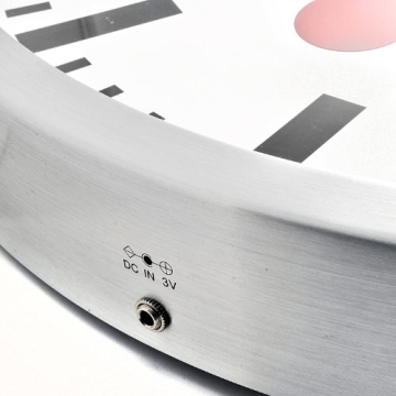 Mondaine Round Wall Clock 40 Cm Diam., A995.CLOCK.16SBB - 6