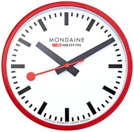 Mondaine Wand-Uhr Quarz Analog A990.CLOCK.11SBC - 1