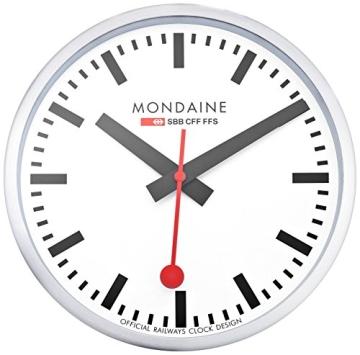 Mondaine Wanduhr Official Railways Clock A990.CLOCK.16SBB - 1