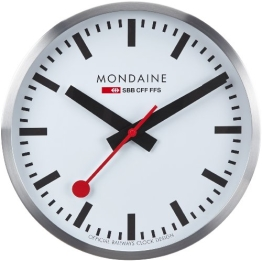 Mondaine Wanduhr Quarz Analog A995.CLOCK.16SBB - 1