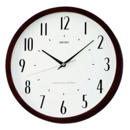 SEIKO Clocks Wanduhr Funk QXR123B - 1
