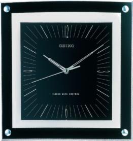 SEIKO Clocks Wanduhr Funk QXR205K - 1