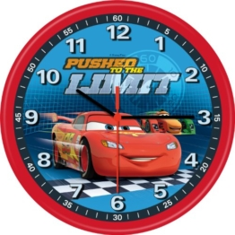 Technoline QWU Cars 2 Kinderwanduhr - 1