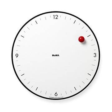 Klein & More 14049 MoMA Wanduhr Timesphere - 1