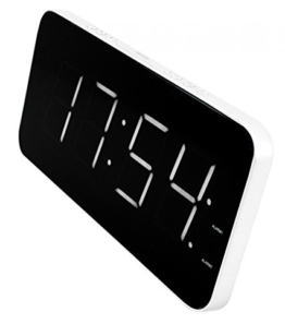 Soundmaster UR 8900 SI LED-Alarm-Uhr - 1