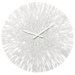koziol Wanduhr SILK (Farbe: solid weiß) - 1