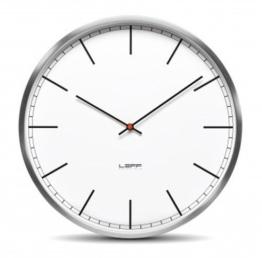 LEFF amsterdam - One Wanduhr Index - Ø 35 cm - Wiebe Teertstra - Design - Uhr - 1