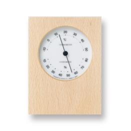 Lemnos Duo Hygrometer Weiß pth10-23WH - 1