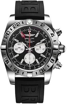 Breitling Chronomat GMT ab0413b9/BD17-155s Herren-Armbanduhr -