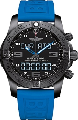 Breitling exospace verbunden B55vb5510h2-be45blpd3Titan Quarz Herren-Armbanduhr -