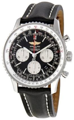 Breitling Herren ab012012-bb01Navitimer Chronograph Edelstahl Armbanduhr by Breitling -