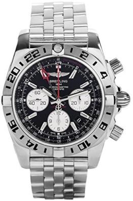 Breitling Herren ab0420b9/BB56Analog Display Automatische selbst wind Silber Armbanduhr by Breitling -