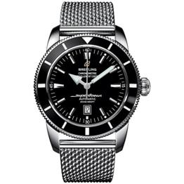 Breitling Herren-Armbanduhr Superocean Analog Automatik Edelstahl A1732024/B868/152A -
