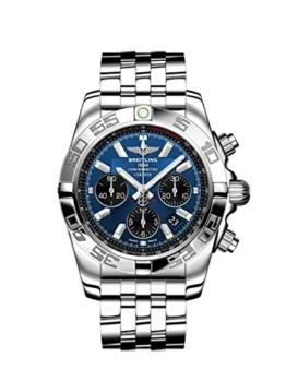 Breitling Herren-Armbanduhr Windrider Chronograph Automatik Edelstahl AB011012/C789/375A -