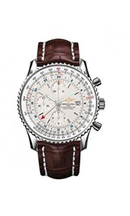 Breitling Navitimer World GMT HERREN UHR A2432212/G571 -