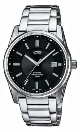 Casio Collection Herren-Armbanduhr Analog Quarz BEM-111D-1AVEF -