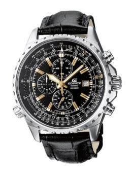 Casio Edifice Herren-Armbanduhr Chronograph Quarz EF-527L-1AVEF -