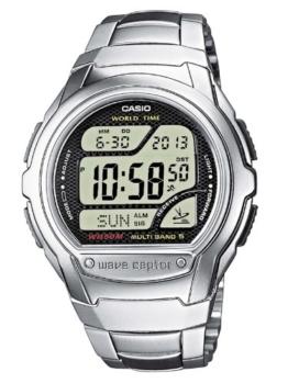 Casio Funkuhren Herren-Armbanduhr Digital Quarz WV-58DE-1AVEF -