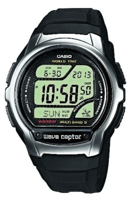 Casio Herren-Armbanduhr Digital Quarz WV-58E-1AVEF -