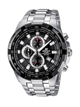 Casio Herren Armbanduhr Edifice Chronograph Quarz Ef-539D-1Avef -