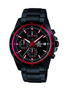 Casio Herren Armbanduhr Sports Analog - Digital Quarz Schwarz Resin Aqs810W-1A2Vef -