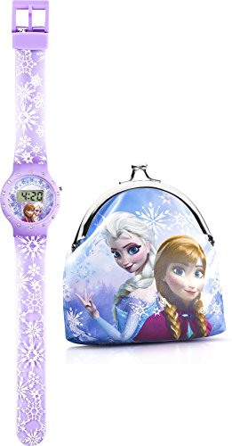 Disney Kinder-Armbanduhr Digital Quarz FROZ10SET -