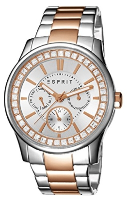 Esprit Damen-Armbanduhr Woman ES105442009 Analog Quarz -