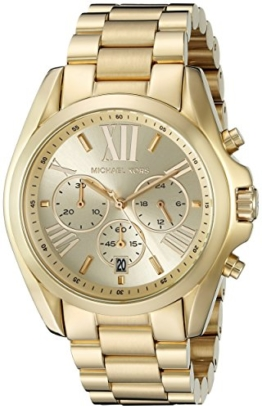 Michael Kors Damen-Armbanduhr Analog Quarz Edelstahl MK5605 -