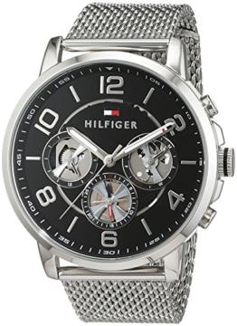 Tommy Hilfiger Herren-Armbanduhr Sophisticated Sport Analog Quarz Edelstahl 1791292 -