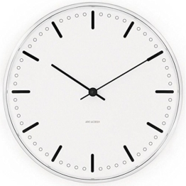 Rosendahl Wanduhr Arne Jacobsen City Hall (16cm) - 1