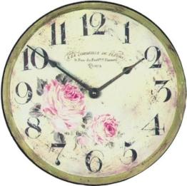 Florist Shop Wall Clock - 36cm by Lascelles London - 1