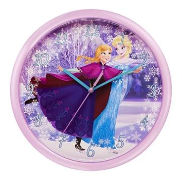 Disney's Frozen - Anna & Else Wanduhr - 1