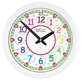 EasyRead Time Teacher Kinder-Wanduhr - 1