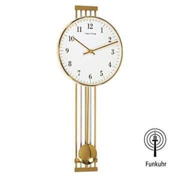 Hermle Funkwanduhr - (70722-000871) - 1