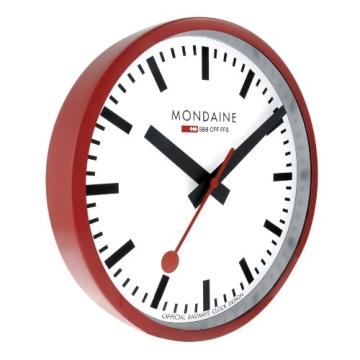 Mondaine Wand-Uhr Quarz Analog A990.CLOCK.11SBC - 2