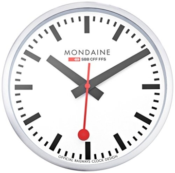 Mondaine Wanduhr Official Railways Clock A990.CLOCK.16SBB - 1