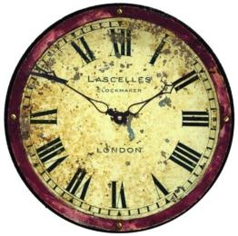 Roger Lascelles Pub/London Wanduhr - 1