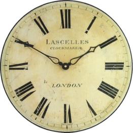 Roger Lascelles Wanduhr PUB/LASC - 1