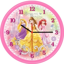 Technoline QWU Princess 4 Kinderwanduhr - 1