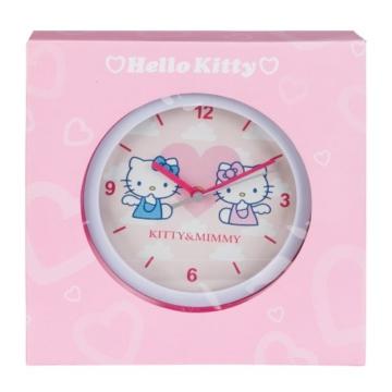 Hello Kitty kinder Wanduhr Analog Rosa HK28-5 - 4
