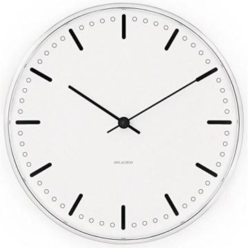 Time Pieces City Hall Wanduhr, 21 cm by Rosendahl - 1