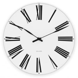 ROSENDAHL Wanduhr Arne Jacobsen ROMAN CLOCK 480 43652, D. 48 cm - 1