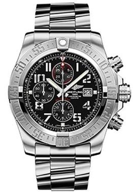 Breitling Super Avenger Herren Armbanduhr Chronograph-a1337111-bc28-168A von Breitling -