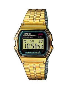 Casio Collection Herren-Armbanduhr Digital Quarz A159WGEA-1EF -